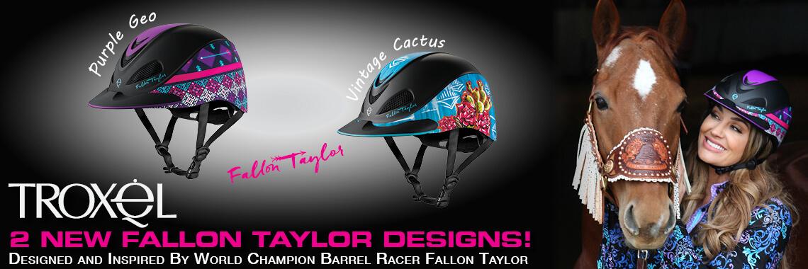 Fallon Taylor Helmets