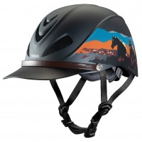 TROXEL DAKOTA - LOW-PROFILE, MAXIMUM VENTILATION ALL-TRAILS HELMET