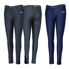 TUFFRIDER LADIES EURO GRIPP FULL SEAT BREECH