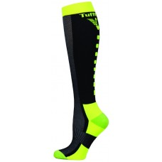 TUFFRIDER LADIES VENTILATED NEON SOCKS
