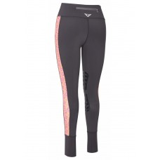 TUFFRIDER LADIES ATHENA EQUICOOL RIDING TIGHTS