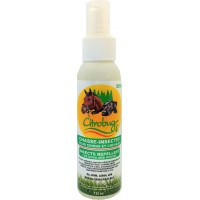 CITROBUG INSECT REPELLENT FOR HORSES AND DOGS, 125 ML