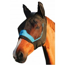 WOOF WEAR UV FLY MASK WITH 3D EARS