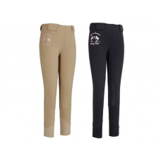 EQUINE COUTURE CHILDS RIDING CLUB PULL-ON TIGHT