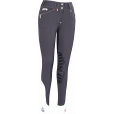 EQUINE COUTURE LADIES BRINLEY KNEE PATCH BREECH