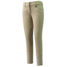 EQUINE COUTURE CHILDREN'S ALL STAR KNEE SILICONE PATCH BREECH