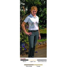 TUFFRIDER HIP HUGGER PULL-ON BREECH