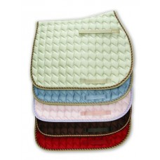 CENTURY TRENDSETTER SPIRAL QUILTED PAD with CONTRASTINGBINDING