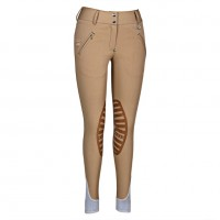 GEORGE H. MORRIS LADIES DERBY SILICONE KNEE PATCH BREECH