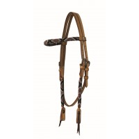 SIERRA GENTRY BROWBAND HEADSTALL, LIGHT OIL
