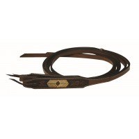 SIERRA OAKLEY SPLIT REINS, MEDIUM OIL