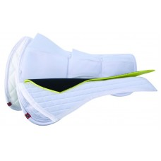 T3 CLARION SHIM HALF PAD WITH PRO-IMPACT, DRESSAGE