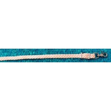 SIERRA WAXED 3/4 inch REINS, NATURAL