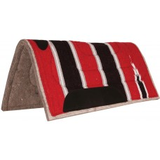 MUSTANG NAVAJO TOP WITH FELT BOTTOM PAD, 32X31