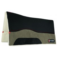 TOKLAT T3 MATRIX HIGH PROFILE MICROSUEDE PERFORMANCE PADWITH WOOLBACK AND ORTHO-IMPACT INSERTS, 32 X 32