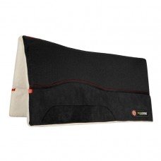 TOKLAT T3 MATRIX HIGH PROFILE MICROSUEDE PERFORMANCE PADWITH WOOLBACK AND EXTREME FLEXFORM INSERTS, 32 X 32