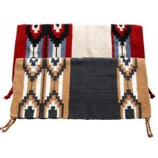 SIERRA CHACO CANYON WOOL BLANKET, 4 LBS, 33 X 34