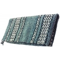 SIERRA NAVAJO SADDLE BLANKET, 30 in x 60 in