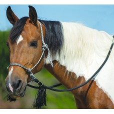 SIERRA DELUXE BITLESS BRIDLE