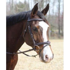 HDR KUSHY BRIDLE WITH DETACHABLE FLASH