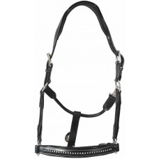 HDR FANCY PADDED CRYSTAL HALTER