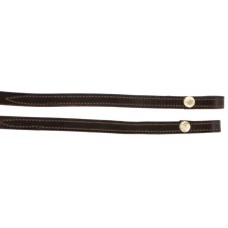 SIERRA BASIC REINS, DARK BROWN