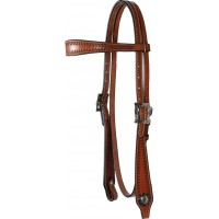 SIERRA JAWS BROW HEADSTALL