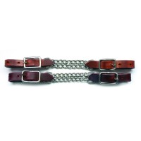 SIERRA DOUBLE CHAIN CURB STRAP