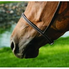 HDR ADVANTAGE PLAIN RAISED NOSEBAND