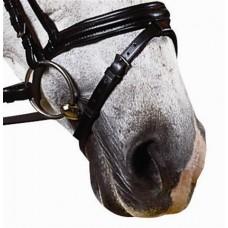 IMPERIAL FLASH NOSEBAND, HORSE SIZE