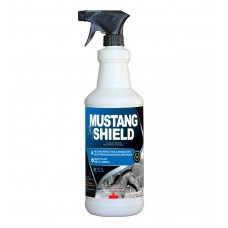 GOLDEN HORSESHOE MUSTANG FLY SHIELD, 1 LITRE with SPRAYER