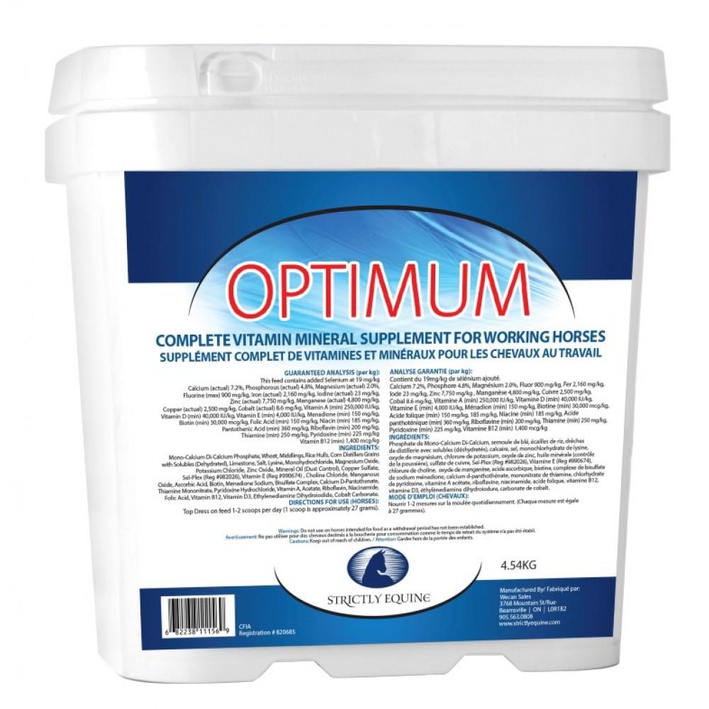 Strictly Equine Optimum 4 54 Kg