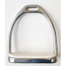 NICKEL PLATED STIRRUP IRONS