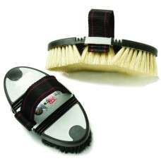 VALE EQUERRY FLEX BODY BRUSH SYNTHETIC BRISTLES