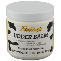 FIEBINGS UDDER BALM, 454 GM
