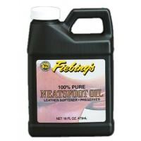 FIEBINGS 100% PURE NEATSFOOT OIL, 473 ML