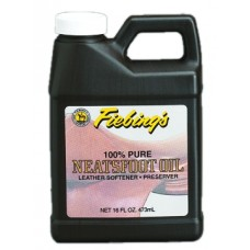 FIEBINGS 100% PURE NEATSFOOT OIL, 473 ML