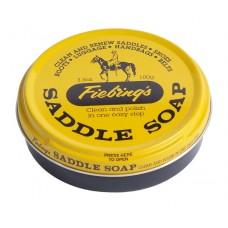 FIEBINGS YELLOW SADDLE SOAP, 100 GM