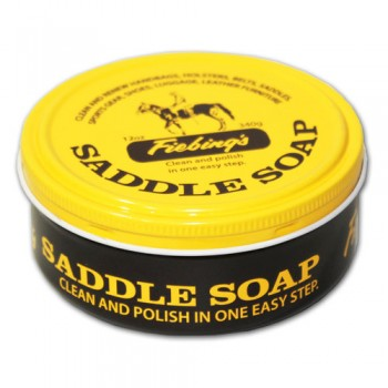 FIEBINGS YELLOW SADDLE SOAP, 340 GM