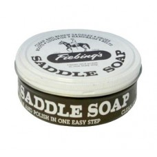 FIEBINGS WHITE SADDLE SOAP, 340 GM