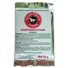PHARM-VET DEXAMETHASONE POWDER, 30 X 15g