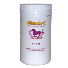 PHARM-VET VITAMIN C FEED SUPPLEMENT, 454 GM