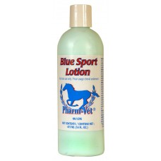 PHARM VET BLUE SPORT LOTION, 475ML