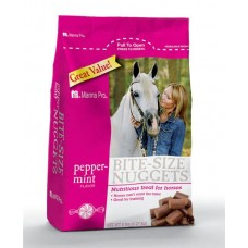 MANNA PRO PEPPERMINT NUGGETS, 2.27 KG