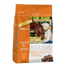 MANNA PRO CARROT & SPICE NUGGETS, 454 GM