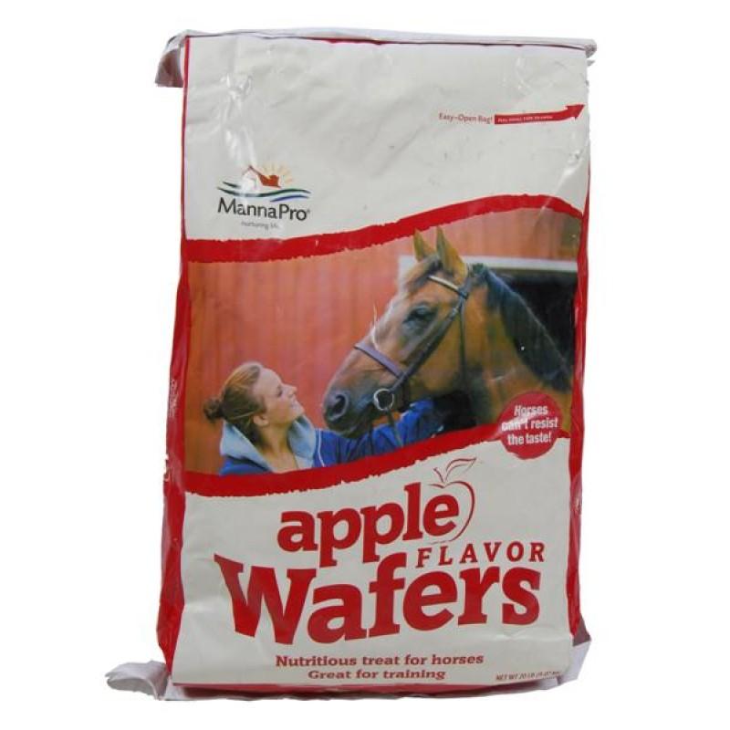Manna Pro Apple Wafers 9 Kg