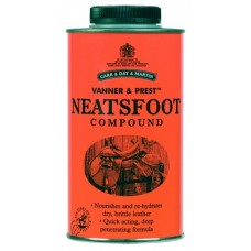 CARR & DAY & MARTIN VANNER & PREST NEATSFOOT COMPOUND, 500 ML