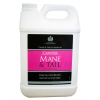 CARR & DAY & MARTIN CANTER MANE & TAIL CONDITIONER, 5 LITRE