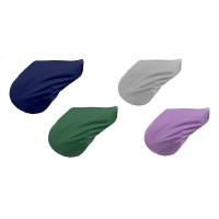 CENTAUR 420D WATERPROOF SOLID COLOR SADDLE COVER