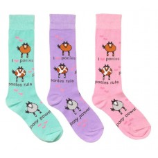OVATION CHILDS PONY POWER SOCKS